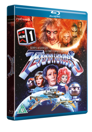 terrahawks bluray volume 1